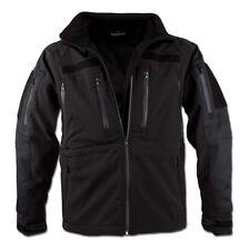 Miltec Softshell Jacke Winterjacke Kälteschutz Outdoorkleidung schwarz