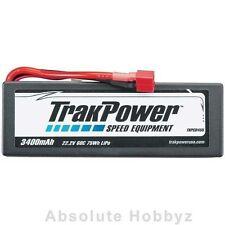 TrakPower LiPo 6S 22.2V 3400mAh 60C Hard Case Deans - TKPC0455
