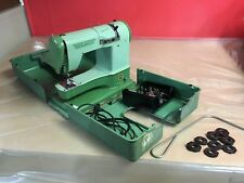 ELNA SUPERMATIC 722010 SEWING MACHINE SWISS MADE  W/ACCESSARY'S