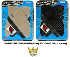 StompGrip Traction Tank pads honda cbr600rr tipo: pc40 año 07-12 claro negro