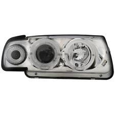 2 x Scheinwerfer LED VW Polo 6N 95-98 Angel Eyes chrome 1018041