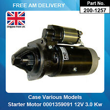 Starter Motor For Case 0001359091 0001367014 20887287 84273182