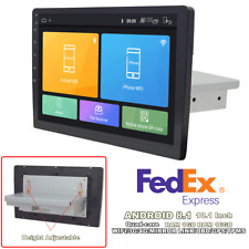 """10.1"""" Touch Screen Android 8.1 1Din Car Stereo Radio Gps Navigation Player 1+16G"""