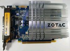 Zotac NVIDIA GeForce 9500 GT Dual Monitor DVI Windows 10 512MB PCIe Video Card