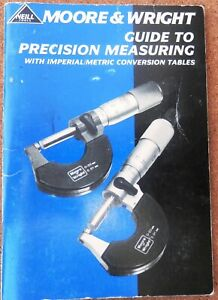 More & Wright Guide to Precision Measuring - Pocket Guide