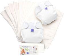 Bambino Mio Miosoft Reusable Nappy (One Size, 4/Pack) Gift Baby/Toddler BNIB