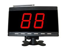 SINGCALL Wireless Calling Server Receiver Screen Display for Cafe(APE9000B)