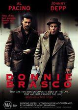 DONNIE BRASCO Al Pacino / Johnny Depp DVD R4