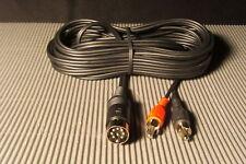 5m Kabel Powerlink - 2x Cinch für Bang Olufsen an Nicht- Beo- Fremdverstärker