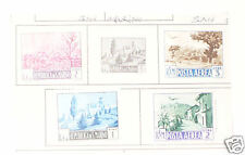 San Marino - 4 Stamps - Great graphics! See!