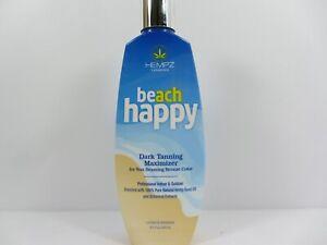 HEMPZ BEACH HAPPY DARK TANNING MAXIMIZER TANNING LOTION