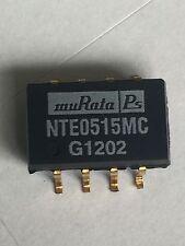 4 X Murata Power Solutions NTE0515MC isolé Board Mount Convertisseur DC/DC, sur
