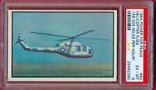 1954 54 BOWMAN POWER FOR PEACE PSA #62 HELICOPTER FLIES 156 MPH