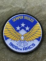 Air Force AWACS Morale Patch, 965th AACS, E-3 Sentry