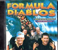 Formula Diablos – Formula Diablos (Todos Los Éxitos Originales) CD Album 1996