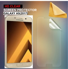 Ultra Clear LCD Screen Protector Cover Guards For Samsung Galaxy A5(2017)SM-A520