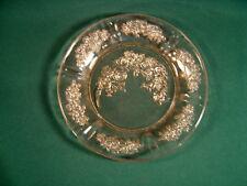 "PINK DEPRESSION GLASS - SHARON, ""CABBAGE ROSE"" ~ 6"" B & B Plate  1935 - 1939!!"