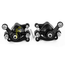 Front Rear Disc Brake Caliper For Cat eye FS509 49cc X1 Dirt Mini Pocket Bike