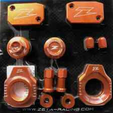 Zeta Racing MX Motocross Billet Bike Kit - KTM SXF250/350/450 14-18 - Orange