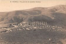 BR46179 Vue generale du Quartier chertien Djemila       Algeria