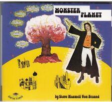 Steve Maxwell von Braund - Monster Planet [New CD] Australia - Import