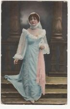 Actress Mrs Cecil Raleigh Vintage Tuck Postcard US099