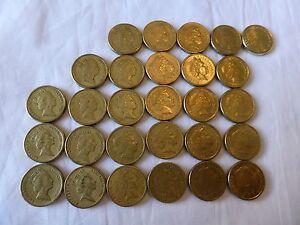 $2 dollar complete circulated coin collection 1988 to 2017  Aboriginal Elder set