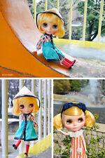 Takara cwc Neo Blythe doll Playful Raindrops