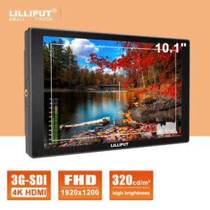 """Lilliput A11 10.1"""" HDMI On Camera Field Monitor Small Full HD 1920x1200 Video"""
