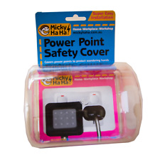 Micky Ha Ha Power Point Safety Cover