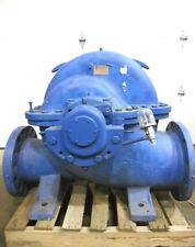 Mo 395 Worthington Ln Centrifugal Horizontal Split Case Pump 12 Amp 10 Inlets