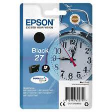 Epson 27 Original Ink Cartridge C13t27014012 Black