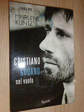 LIBRO BOOK + DVD MARLENE KUNTZ CRISTIANO GODANO NEL VUOTO RIZZOLI