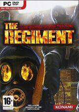 The Regiment - PC DVD-Rom