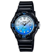 Lrw-200h-2e Casio Original Black Analog Womens Watch 100m WR Lrw200
