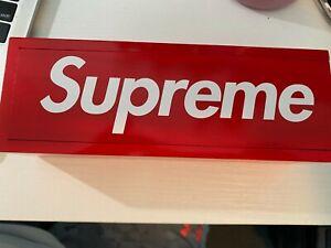 SUPREME DOMINO SET box logo 100% AUTHENTIC RARE!