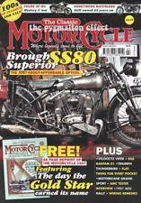 Brough Superior SS80 Matchless G3LS 1960 Velocette Viper Motobécane Grand Sport