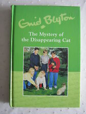 Enid Blyton  The Mystery of the Disappearing Cat  Dean Edition 2004