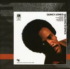 Quincy Jones - Walking in Space [New CD]