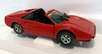 Polistil 1/25 scale diecast Vintage S663 Ferrari 308 GTS Red