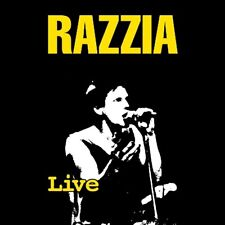 RAZZIA - LIVE  CD NEUF