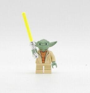 Lego Star Wars Figur Yoda - Minifigur
