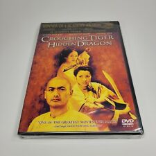 Crouching Tiger, Hidden Dragon (New Sealed Dvd, 2001, Special Edition)