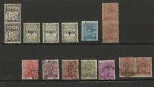 Maroc RF 15 timbres taxe oblitérés /T3609