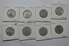 INDIA REPUBLIC 20 PAISE COLLECTION A99 BX10 - 104