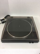 Denon DP29F Fully Automatic Turntable with Built-in MM Phono Preamp Black