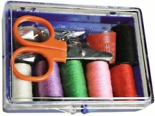 Travel Sewing Kit Storage Box Home Needle Thread Mini Pocket Size Handcraft Gift