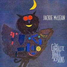 The Complete Jubilee Sessions - Jackie McLean, NEW, SEALED CD ALBUM