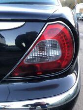 Jaguar Xj X350 Drivers Rear Light *Chrome Surround*