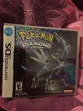 Pokemon Diamant DS. USA Version nagelneu und versiegelt.